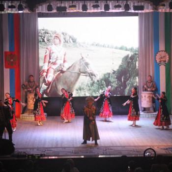 Торжественный концерт ко Дню Республики Башкортостан