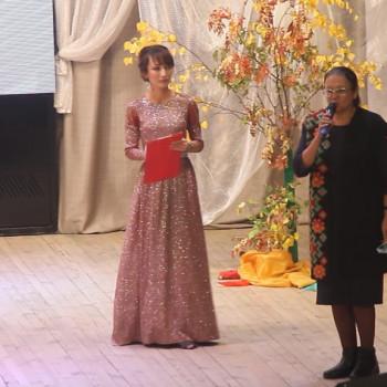 Кадры и видео с праздничного концерта, посвященного Международному дню пожилых людей.