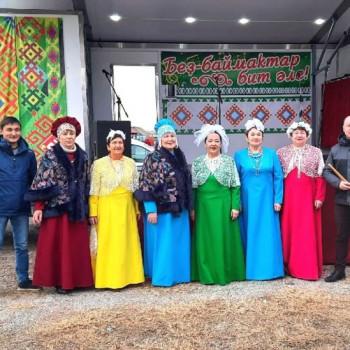 19 октября автоклуб побывал в деревнях Крепостной Зилаир и Богачевка